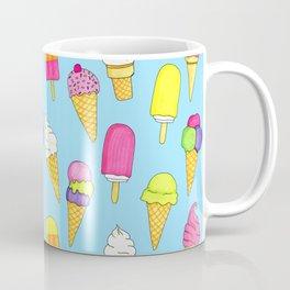 Ice cream pattern (Sweet #6) Coffee Mug