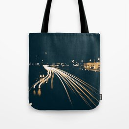 Long Exposure Tote Bag