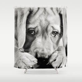 Ryder Shower Curtain