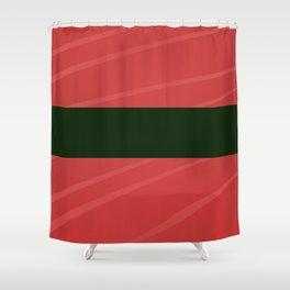 Tuna Sushi Shower Curtain