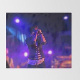 Anberlin - Stephen Christian Throw Blanket
