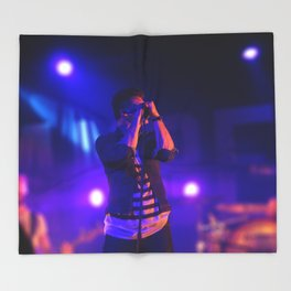 Anberlin - Stephen Christian Throw Blanket
