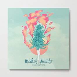 Gift of Mother Nature Metal Print