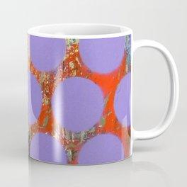 Abstract Mixed Media Compositon V.18 Coffee Mug