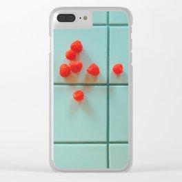 Maison Framboise Clear iPhone Case
