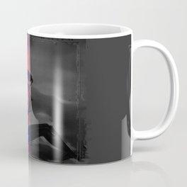 Charcoal and Lace Coffee Mug