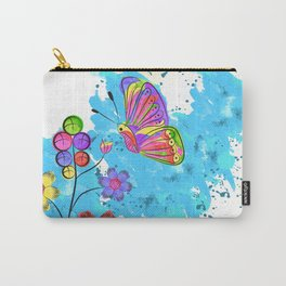 Season of Colors Carry-All Pouch