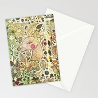 Deer Spirit Stationery Cards