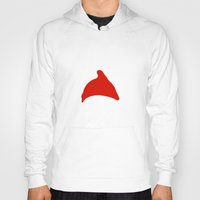 steve zissou Hoodies featuring The Life Aquatic with Steve Zissou by bonieiji