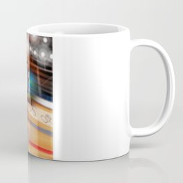 Olympic Cycling Tiger Coffee Mug