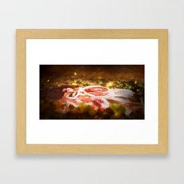 Lake of the Geisha Framed Art Print