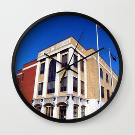 Harlan County, KY Justice Center Wall Clock