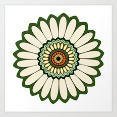 Flower 01 Art Print
