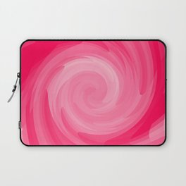 Re-Created Rrose xii by Robert S. Lee Laptop Sleeve