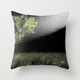 Looking Beyond 2020 Throw Pillow