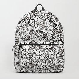 Phosphenes Schematic Backpack