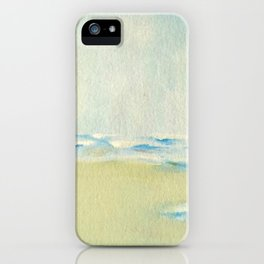 Sandy Day iPhone Case