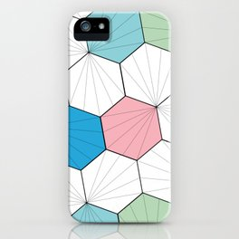 Mara (Multi-colored) iPhone Case