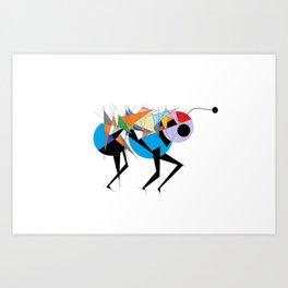 bugsforfun Art Print