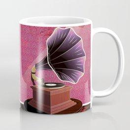Phonograph  Coffee Mug