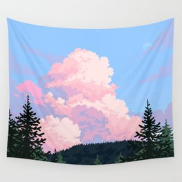 Stormfront Wall Tapestry