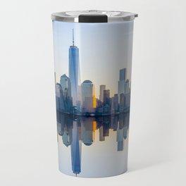 New York 02 - USA Travel Mug