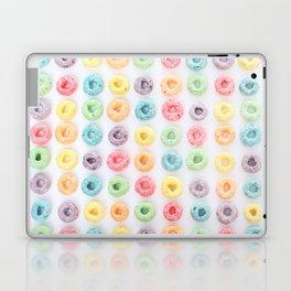 FRUIT LOOPS, PLEASE! Laptop & iPad Skin
