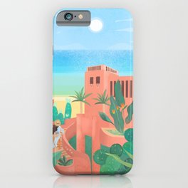Canary Islands iPhone Case