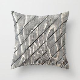 slatisfaction Throw Pillow