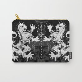 Heraldic coat of arms Carry-All Pouch