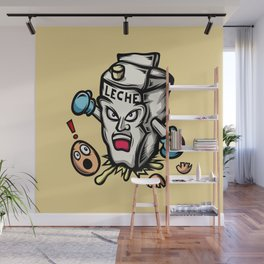 Bad Milk! Wall Mural