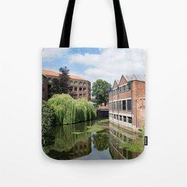 River Foss York Tote Bag