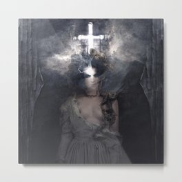 Excommunication Metal Print