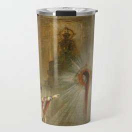 The Apparition by Gustave Moreau Travel Mug