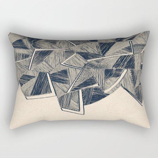 - bipertale - Rectangular Pillow