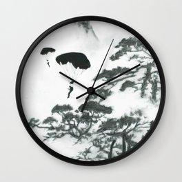 Doolittle Detail 2 Wall Clock