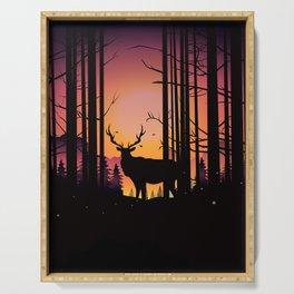 Elks Journey Serving Tray