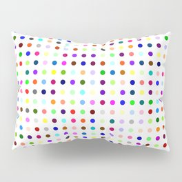 Big Hirst Polka Dot Pillow Sham