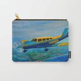 Piper over paradise Carry-All Pouch