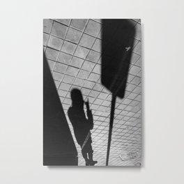 citizen shadow Metal Print