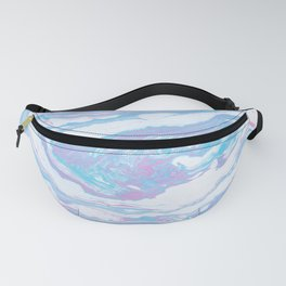 Blue Marble 3 Fanny Pack