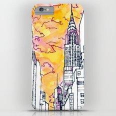 New York Sunset iPhone 6 Plus Slim Case