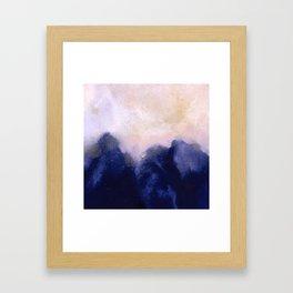 color & texture 1 Framed Art Print