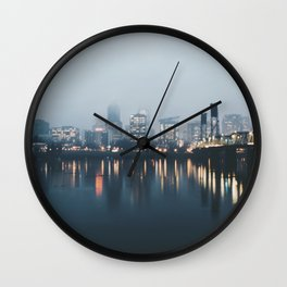 Portland II Wall Clock