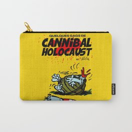CANNIBAL HOLOCAUST BOULE ET BILL Carry-All Pouch