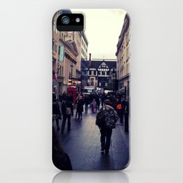 Streets iPhone Case