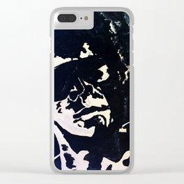 Lou Clear iPhone Case
