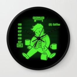 No Pep Boy 3000 Wall Clock