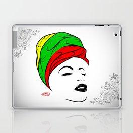Lady Wrap Laptop & iPad Skin