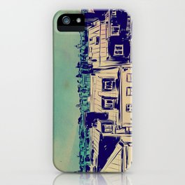 Roofs iPhone Case